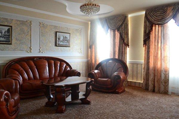 Гостиница Версаль - фото 11