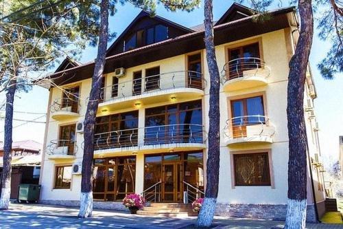 Отель «Золотое Руно», Кабардинка
