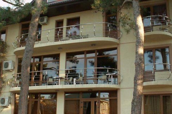 Отель Золотое Руно - фото 1