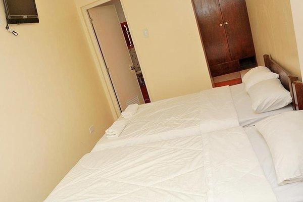 Гостиница «Inocian 3A Apartelle», Себу
