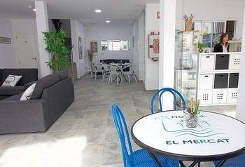 Hostal El Mercat - фото 13
