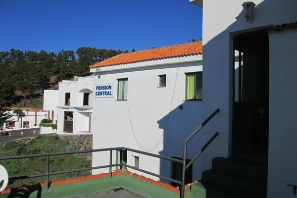 La Palma Hostel by Pension Central - фото 20