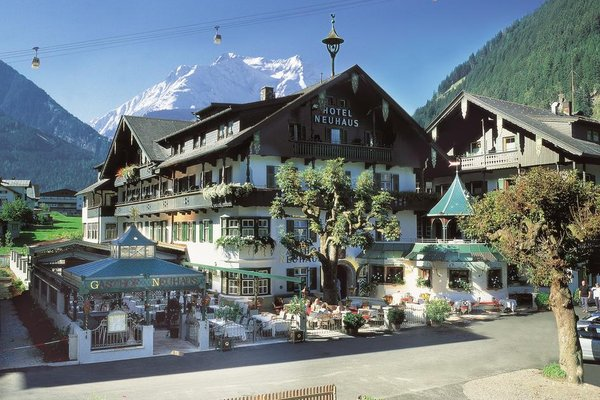 Alpendomizil Neuhaus - фото 23