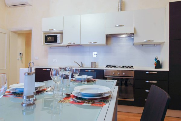 Marconi Halldis Apartments - фото 1