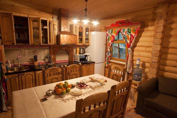 Shishki na Lampushke - Russkaya Derevnya - фото 8