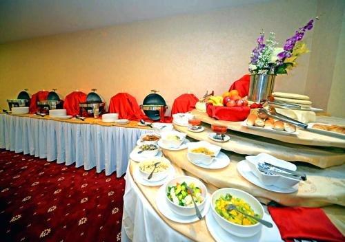 Alain Hotel Apartments Ajman - фото 12