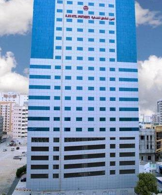 Alain Hotel Apartments Ajman - фото 23