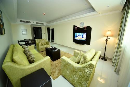 Alain Hotel Apartments Ajman - фото 3