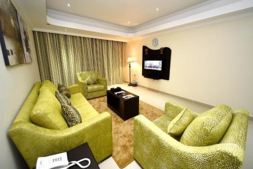 Alain Hotel Apartments Ajman - фото 4