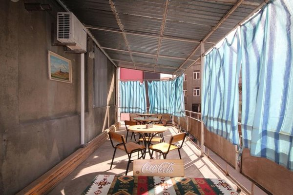 Bridge Hostel Yerevan Armenia - фото 19