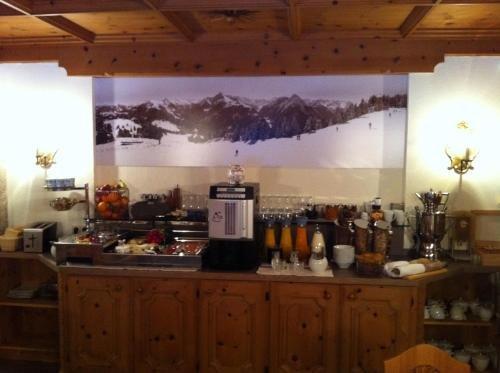 Alpin Hotel Garni Eder - Private Living - фото 12