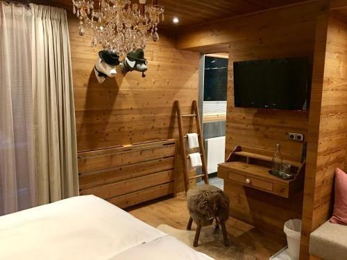 Alpin Hotel Garni Eder - Private Living - фото 9