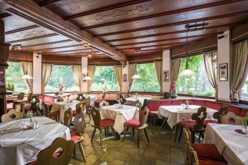 Gasthof Restaurant Waldcafe - фото 11
