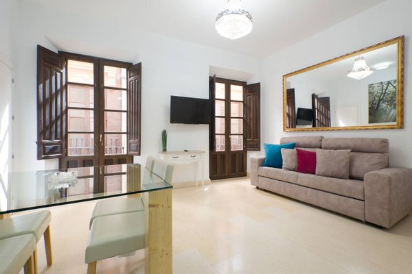 Apartamentos La Alcaiceria - фото 45