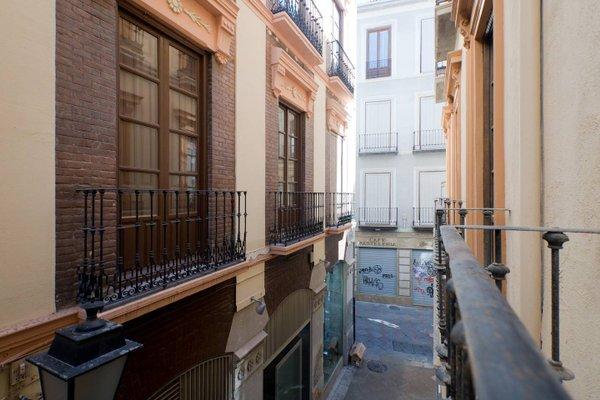 Apartamentos La Alcaiceria - фото 12