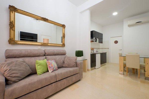 Apartamentos La Alcaiceria - фото 14
