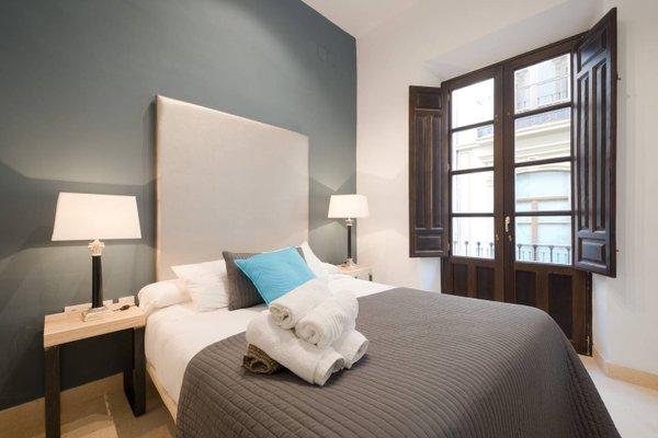 Apartamentos La Alcaiceria - фото 16