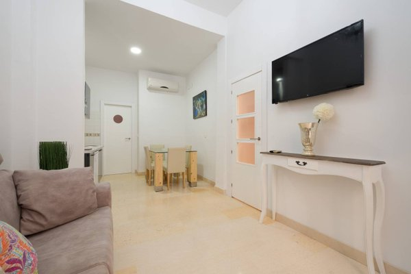 Apartamentos La Alcaiceria - фото 21