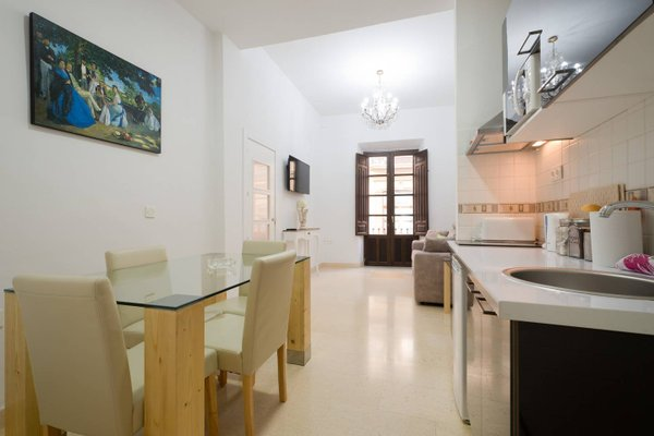 Apartamentos La Alcaiceria - фото 23