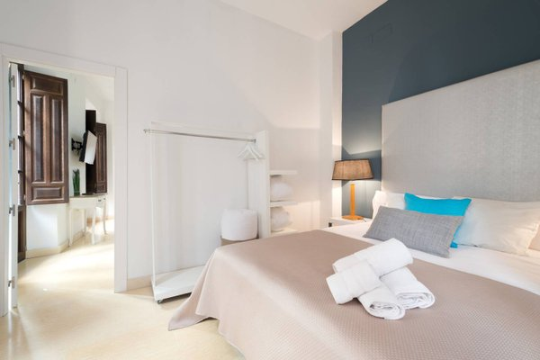 Apartamentos La Alcaiceria - фото 4