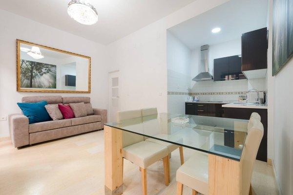 Apartamentos La Alcaiceria - фото 6