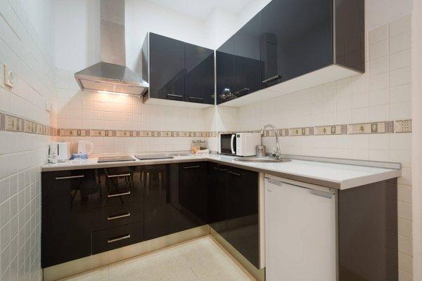 Apartamentos La Alcaiceria - фото 9