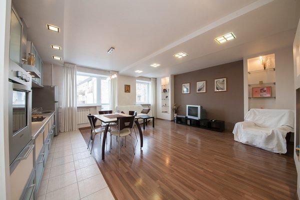 Apartment na Dubrovinskogo 104 - фото 13