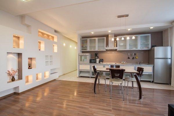 Apartment na Dubrovinskogo 104 - фото 6