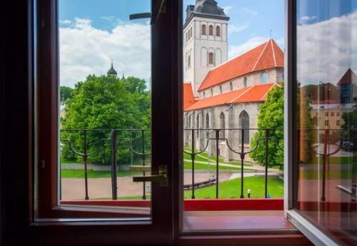 Tallinn City Apartments Residence - фото 15