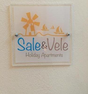 Sale e Vele Apartments - фото 16