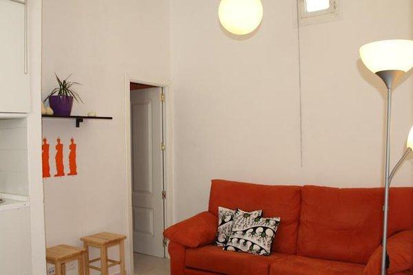 Aparthostal Callecultura Malasana - фото 3
