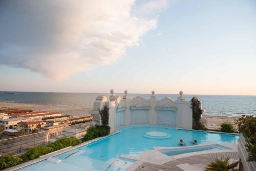 Grand Hotel Principe Di Piemonte - фото 19