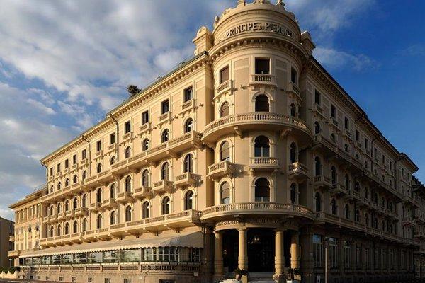 Grand Hotel Principe Di Piemonte - фото 22