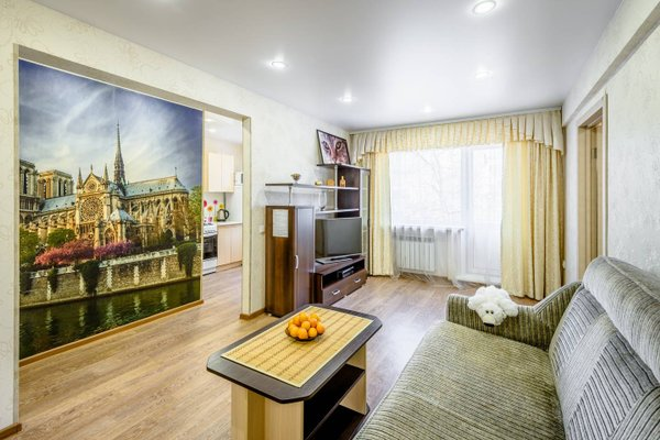 Angara Lux Apartments - фото 20