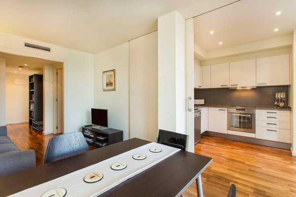 3 Bedroom Apartment in Sants - фото 8