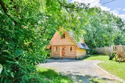 Drewniany domek Parzenica - фото 1