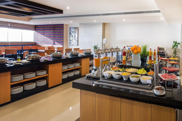 Landmark Hotel Fujairah - фото 11