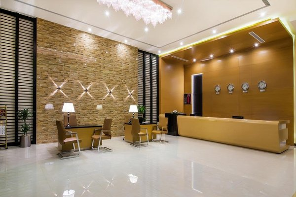 Landmark Hotel Fujairah - фото 15
