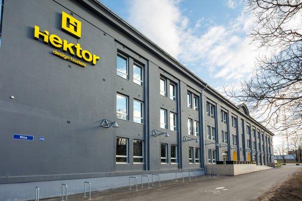 Hektor Design Hostel - фото 50