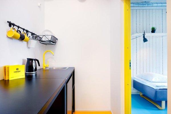 Hektor Design Hostel - фото 12