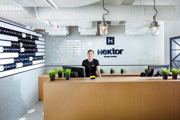 Hektor Design Hostel - фото 16