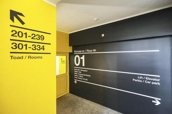 Hektor Design Hostel - фото 17