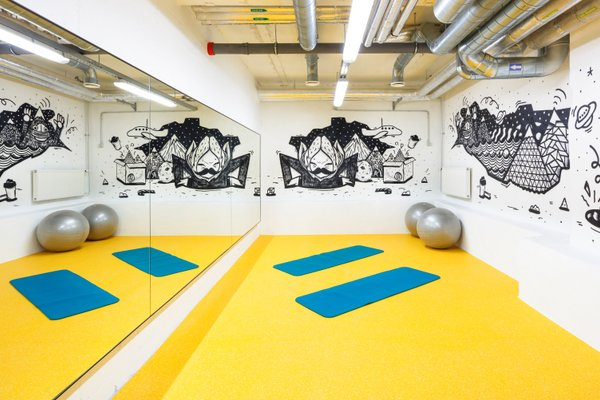 Hektor Design Hostel - фото 19