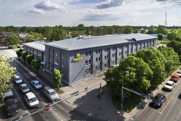 Hektor Design Hostel - фото 23