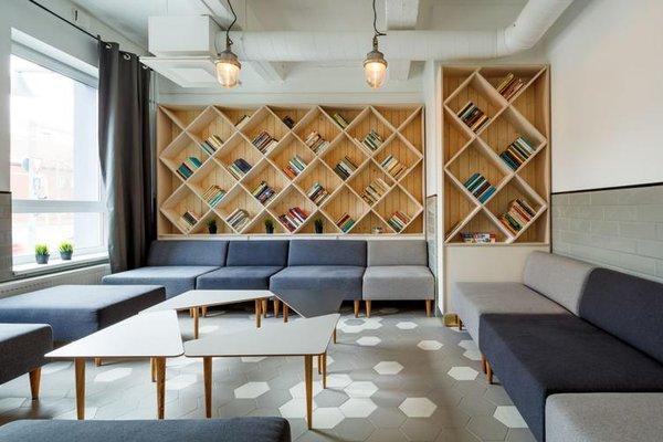 Hektor Design Hostel - фото 6