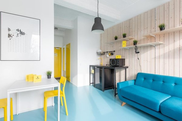 Hektor Design Hostel - фото 7