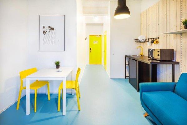 Hektor Design Hostel - фото 8