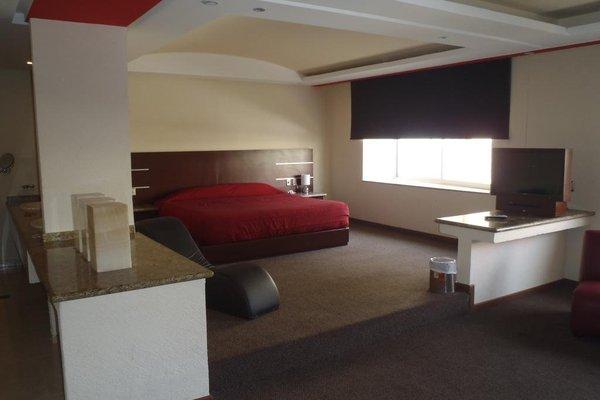 Hotel Tlahuac - фото 3