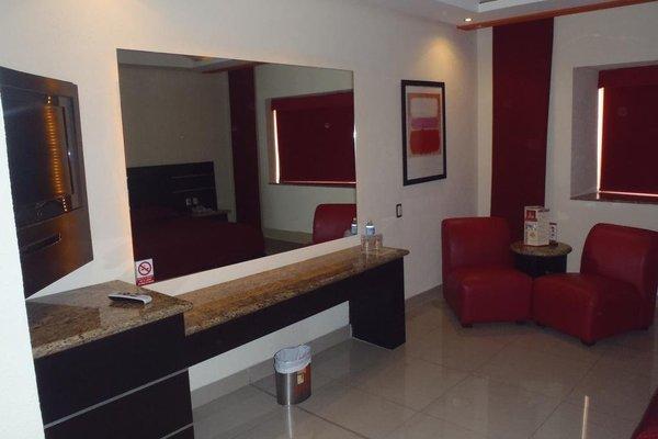 Hotel Tlahuac - фото 6