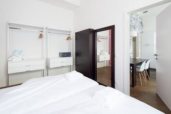 MH Apartments River Prague - фото 1
